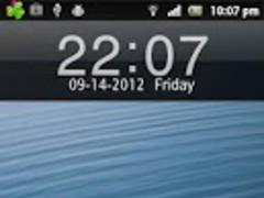 iPhone 5 Lock Screen Theme 1.2 Screenshot