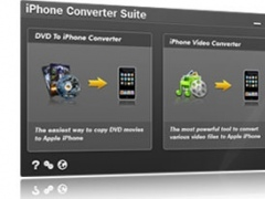 iPhone Converter Suite 2.0 Screenshot