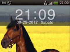 iPhone Horse GoLocker 1.0 Screenshot
