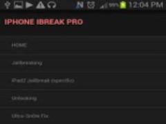 iphone ibreak PRO 2.0 Screenshot