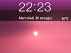 iPhone iOS5 Pink Go Locker 4.01 Screenshot