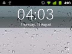 IPhone lockscreen-Magic Locker 2.1 Screenshot