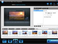 iPixSoft Flash Gallery Factory 2.0.3 Screenshot