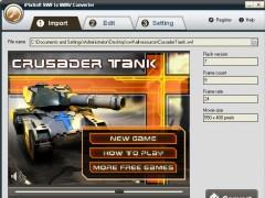 iPixSoft SWF to WMV Converter 2.6.6.1 Screenshot