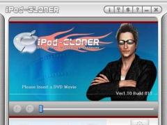 iPod-Cloner 1.90 Screenshot