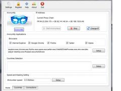 iProxyEver Proxy Chain 2.6.0.0 Screenshot