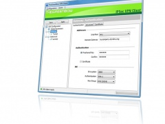 IPSec VPN Client 4.2 Screenshot