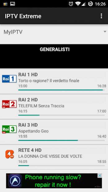 IPTV Extreme 99 0 Free Download