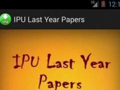 IPU Last Year Papers 1.0 Screenshot