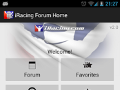 iRacing Forum App  Screenshot
