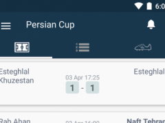 Iran Football League 1.0 Screenshot