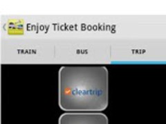 IRCTC and BUS Ticket Booking 1.0 Screenshot