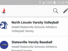 Iredell Statesville Athletics 5.1.6 Screenshot