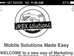 iRexSolutions-Mobile Marketing 1.1 Screenshot