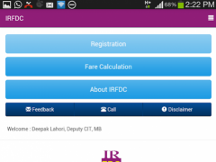 IRFDC + Luggage freight 3.05 Screenshot
