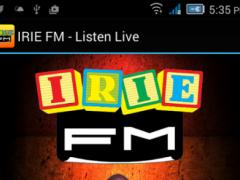 IrieFm 3.1.1 Screenshot