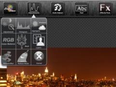 Iris Photo Suite for iPad 1.5.1 Screenshot