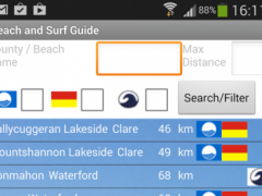 Irish Beach Guide 1.2 Screenshot