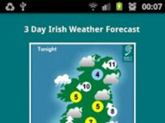 Irish Weather (Ireland) 1.0 Screenshot