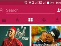 Review Screenshot - The Best Nigerian Movies App!