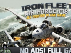 Iron Fleet: Air Force F18 Jet Fighter Free Download