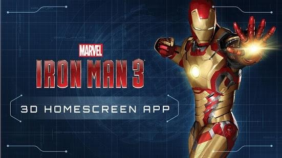 Iron Man 3 Live Wallpaper 128 Free Download