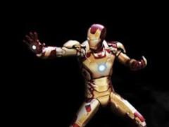 Iron Man Power Wallpaper 1.0 Screenshot