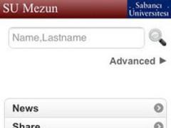 iSabancı Alumni 1.0 Screenshot