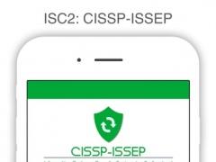 ISC2: CISSP-ISSEP - Certification App 1.0 Screenshot