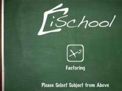iSchool 1.0.0 Screenshot