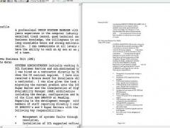 Transym OCR (TOCR) 4.0 Screenshot