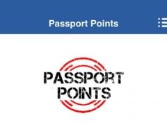 ISI Passport Points 1.0.5 Screenshot