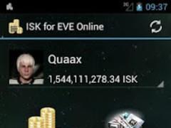 ISK for EVE Online 2.7.1 Screenshot