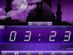 Islamic Calendar Pro For iPad - التقويم الإسلامي المطور للآيباد 3.1 Screenshot