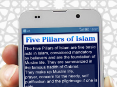 Islamic topics and compass 1.0 Screenshot