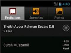Islamic Voice 1.2 Screenshot