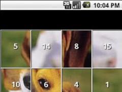 iSlider Puppy slide Puzzles 1.1 Screenshot
