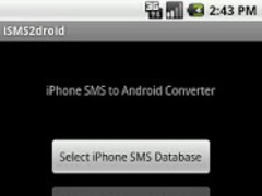 iSMS2droid - iPhone SMS Import 0 12 8 Free Download