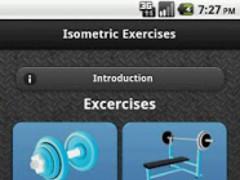 Isometric Exercises 4.0 Screenshot