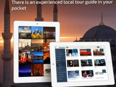 Istanbul Travel Guide & offline city maps with metro map and route planner 2.1 Screenshot
