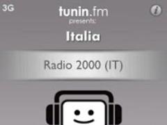 Italia Radio by Tunin.FM 1.1.0 Screenshot