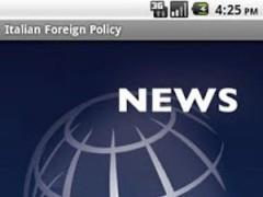 Italian Foreign Policy 2.6 Screenshot
