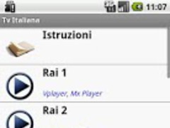 Italian TV PRO 2.0 Screenshot