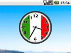 Italy Clock 1.3 Screenshot