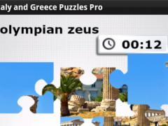 Italy & Greece Puzzles - FREE  Screenshot