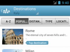 Italy Travel Guide by Triposo 4.4.1 Screenshot