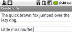 iTap Keyboard  Screenshot