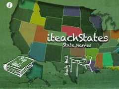 iteachStatesFree 1.2 Screenshot