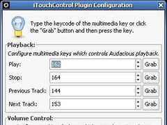 iTouch-Control 0.1.1 Screenshot
