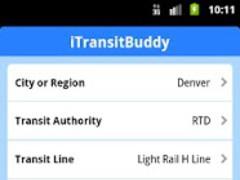 iTransitBuddy RTD Light Rail 3.0.1 Screenshot